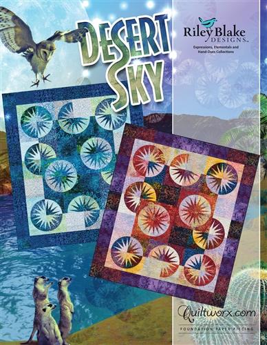 Desert Sky Basic Pattern